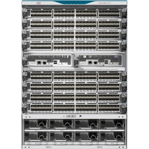 HPE SN8700C 4-slot 16/32/64Gb Fibre Channel Director Switch