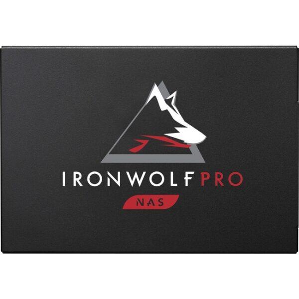 "Seagate IronWolf Pro 125 ZA1920NX10001 1.92 TB Solid State Drive - 2.5"" Internal - SATA (SATA/600) - Conventional Magnetic Recording (CMR) Method"