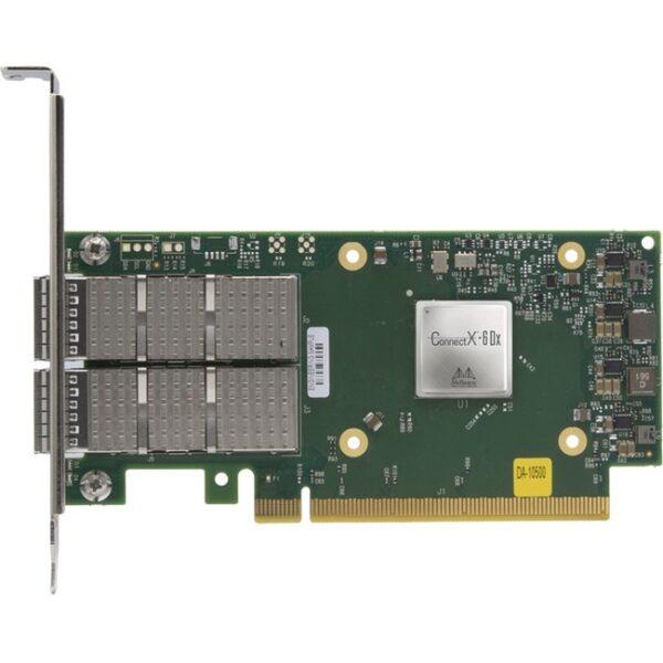 Lenovo ThinkSystem Mellanox ConnectX-6 Dx 100GbE QSFP56 Ethernet Adapter