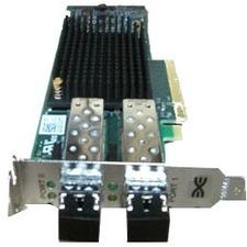 Dell LPe31002-M6-D Dual Port 16Gb Fibre Channel Host Bus Adapter - Low Profile