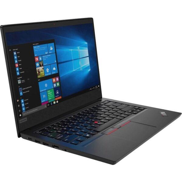 "Lenovo ThinkPad E14 Gen 2-ARE 20T6004JUS 14"" Notebook - Full HD - 1920 x 1080 - AMD Ryzen 5 4650U Hexa-core (6 Core) 2.10 GHz - 8 GB RAM - 256 GB SSD - Black"