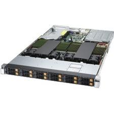 Supermicro A+ Server 1124US-TNRP Barebone System - 1U Rack-mountable - Socket SP3 - 2 x Processor Support