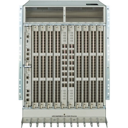 HPE SN8700B 8-slot Power Pack+ Director Switch