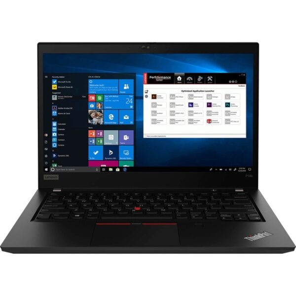 "Lenovo ThinkPad P14s Gen 2 20VX002TUS 14"" Mobile Workstation - Full HD - 1920 x 1080 - Intel Core i7 (11th Gen) i7-1185G7 Quad-core (4 Core) 3 GHz - 16 GB RAM - 512 GB SSD - Black"