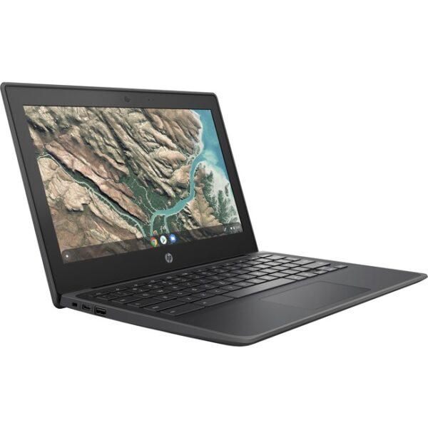 "HP Chromebook 11 G8 EE 11.6"" Rugged Chromebook - HD - 1366 x 768 - Intel Celeron N4020 Dual-core (2 Core) 1.10 GHz - 8 GB RAM - 32 GB Flash Memory"