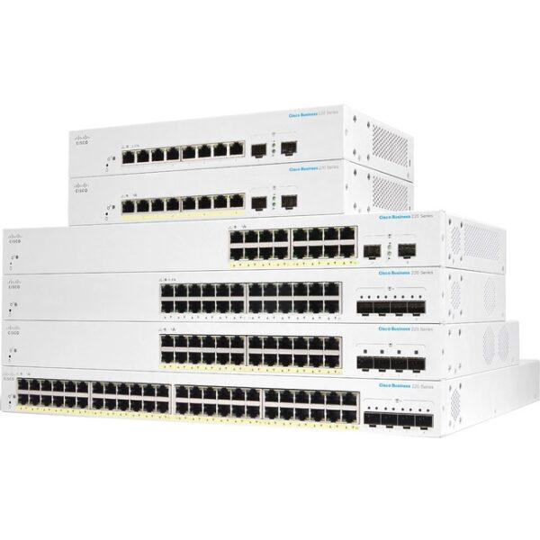 Cisco Business CBS220-16T-2G Ethernet Switch