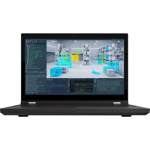 "Lenovo ThinkPad P15 Gen 2 20YQ0031US 15.6"" Rugged Mobile Workstation - Full HD - 1920 x 1080 - Intel Core i7 (11th Gen) i7-11800H Octa-core (8 Core) 2.30 GHz - 16 GB RAM - 512 GB SSD - Black"