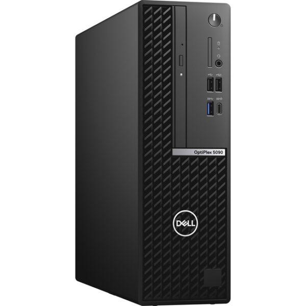 Dell OptiPlex 5000 5090 Desktop Computer - Intel Core i7 10th Gen i7-10700 Octa-core (8 Core) 2.90 GHz - 8 GB RAM DDR4 SDRAM - 256 GB M.2 PCI Express NVMe 3.0 x4 SSD - Small Form Factor