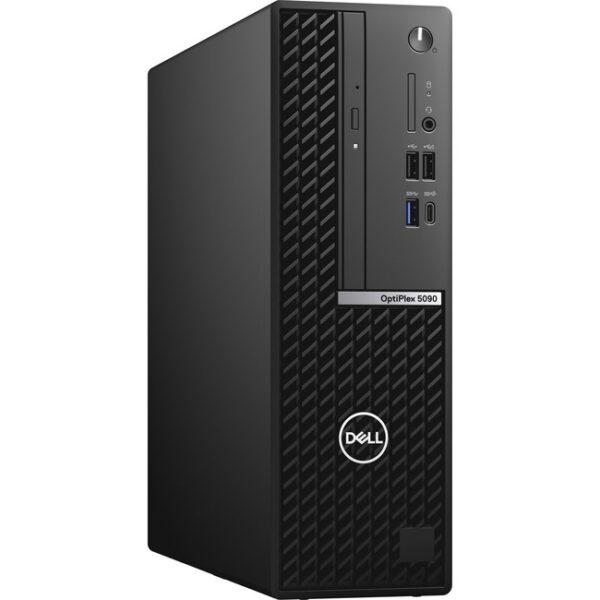 Dell OptiPlex 5000 5090 Desktop Computer - Intel Core i5 10th Gen i5-10505 Hexa-core (6 Core) 3.20 GHz - 8 GB RAM DDR4 SDRAM - 256 GB M.2 PCI Express NVMe 3.0 x4 SSD - Small Form Factor