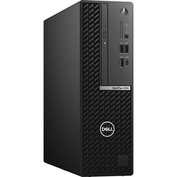 Dell OptiPlex 5000 5090 Desktop Computer - Intel Core i5 10th Gen i5-10505 Hexa-core (6 Core) 3.20 GHz - 8 GB RAM DDR4 SDRAM - 512 GB M.2 PCI Express NVMe 3.0 x4 SSD - Small Form Factor