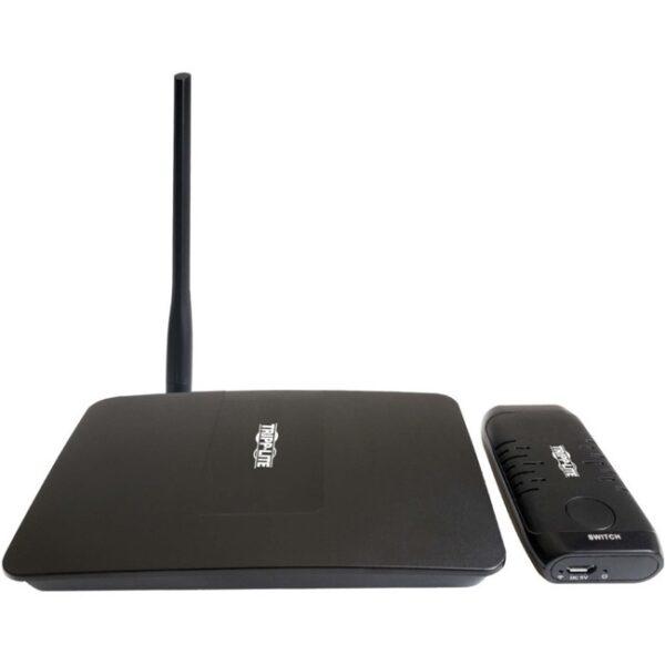 Tripp Lite 10 x 1 Wireless HDMI Extender Switch Kit Mini Transmitter/Receiver