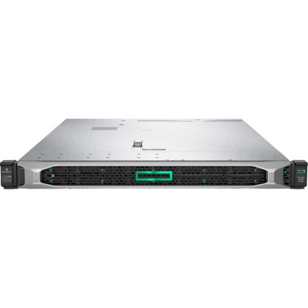 HPE ProLiant DL360 G10 1U Rack Server - Intel C621 SoC - 1 x Intel Xeon Silver 4215R 3.20 GHz - 32 GB RAM - Serial ATA Controller
