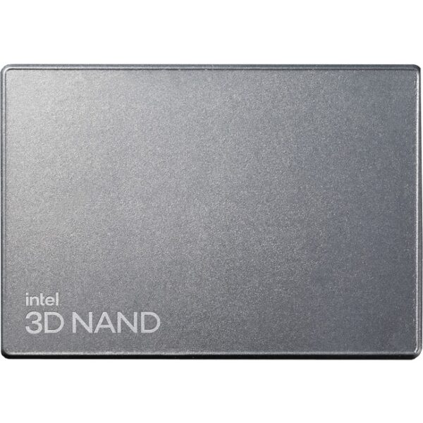 "Intel D7-P5510 3.84 TB Solid State Drive - 2.5"" Internal - U.2 (SFF-8639) NVMe (PCI Express NVMe 4.0 x4)"