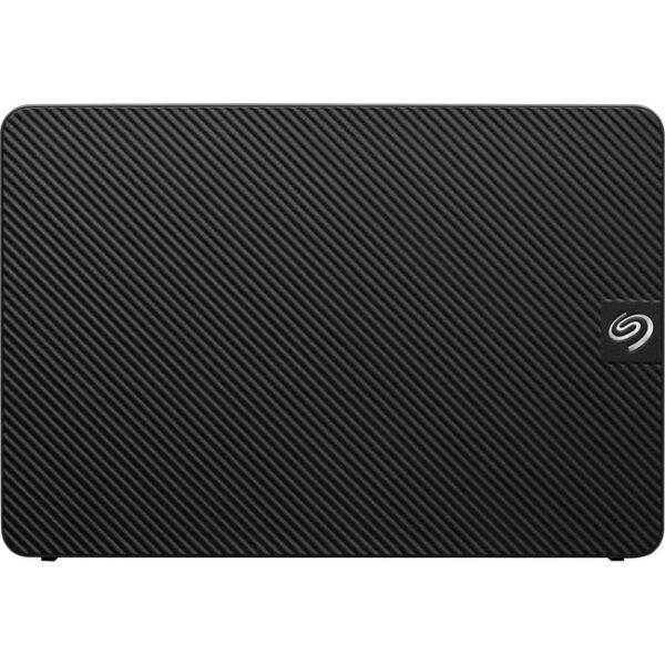 Seagate Expansion STKP6000400 6 TB Desktop Hard Drive - External - Black