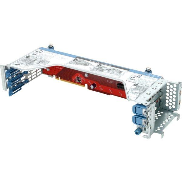HPE ProLiant DL36X Gen10 Plus 8SFF 2NVMe CPU1 Riser Kit