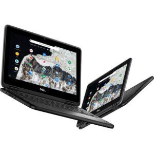 "Dell Chromebook 11 3000 3100 11.6"" Rugged Chromebook - HD - 1366 x 768 - Intel Celeron N4020 Dual-core (2 Core) - 4 GB RAM - 16 GB Flash Memory"