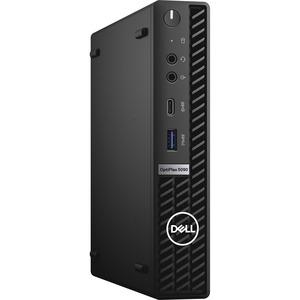 Dell OptiPlex 5000 5090 Desktop Computer - Intel Core i5 11th Gen i5-11500T Hexa-core (6 Core) 1.50 GHz - 16 GB RAM DDR4 SDRAM - 256 GB M.2 PCI Express NVMe 3.0 x4 SSD - Micro PC