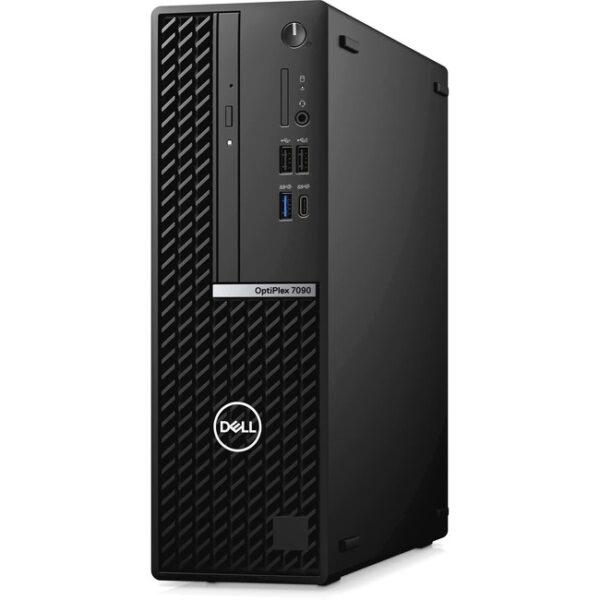 Dell OptiPlex 7000 7090 Desktop Computer - Intel Core i5 11th Gen i5-11500 Hexa-core (6 Core) 2.70 GHz - 16 GB RAM DDR4 SDRAM - 256 GB M.2 PCI Express NVMe 3.0 x4 SSD - Small Form Factor